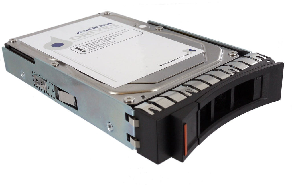 Axiom 8TB 12Gb/s SAS 7.2K RPM LFF 512e Hot-Swap HDD for Lenovo - 00WH121