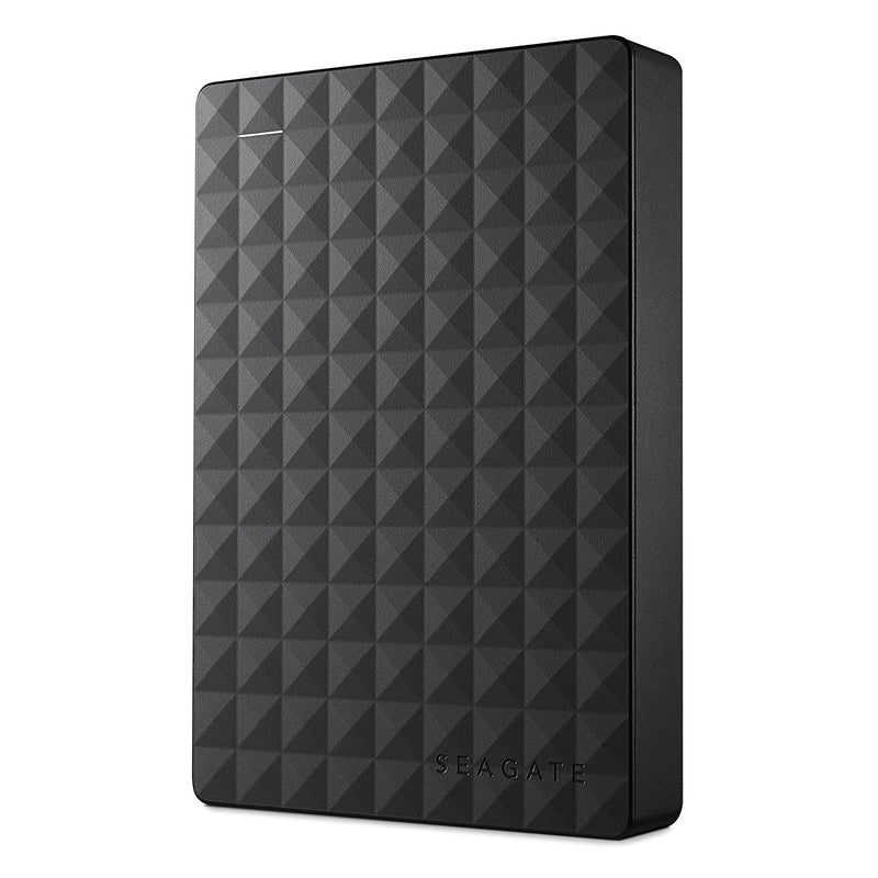 Seagate Expansion STEA4000400 4 TB Portable Hard Drive - External - Black (STEA4000400)