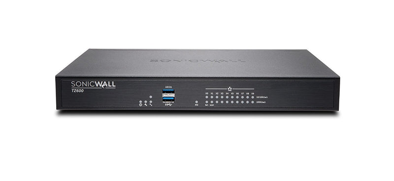 SONICWALL - HARDWARE Sonicwall - Hardware 2Yr Tz600 Secure Upg Plus Advanced Edition (01-SSC-1736)