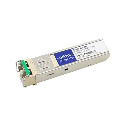 Addon-Networking SFP Mini-GBIC Transceiver Module, LC Single Mode (0231A456-AO)