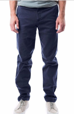 kennington navy blue chino twill khaki trousers pants relaxed fit