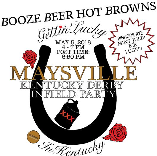 Maysville Kentucky Derby Infield Party