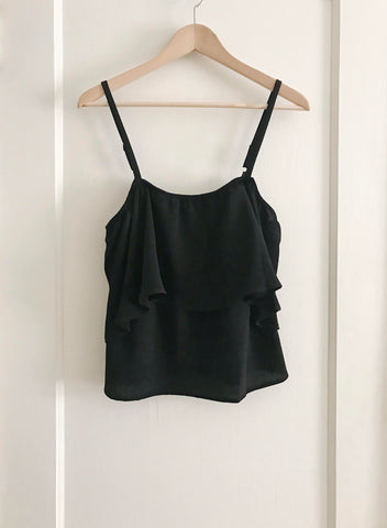 Crosby Peplum Top
