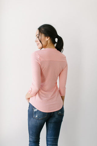 KOKOON Brookland Blouse Back