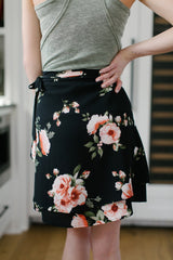 KOKOON Double Vision Wrap Skirt