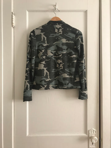 KOKOON Guru Who Jacket in Minty Camo Back