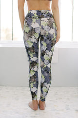 KOKOON Daddy Long Legs Leggings Sublime Floral Back