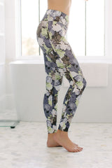 KOKOON Daddy Long Legs Leggings Sublime Floral Side