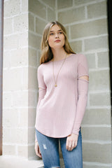 KOKOON Tempest Tunic in Rose Quartz