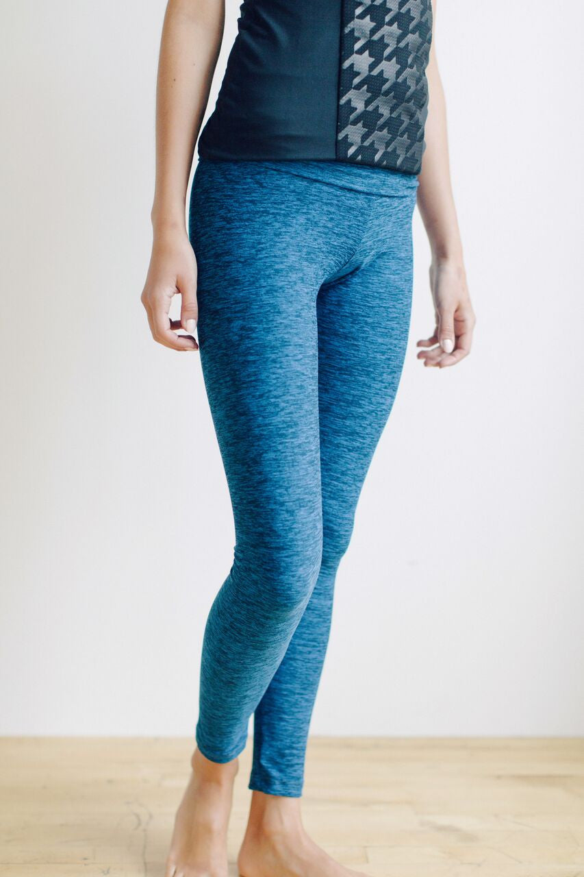 KOKOON Inspired Sweat Peggy Ankle Leggings Front