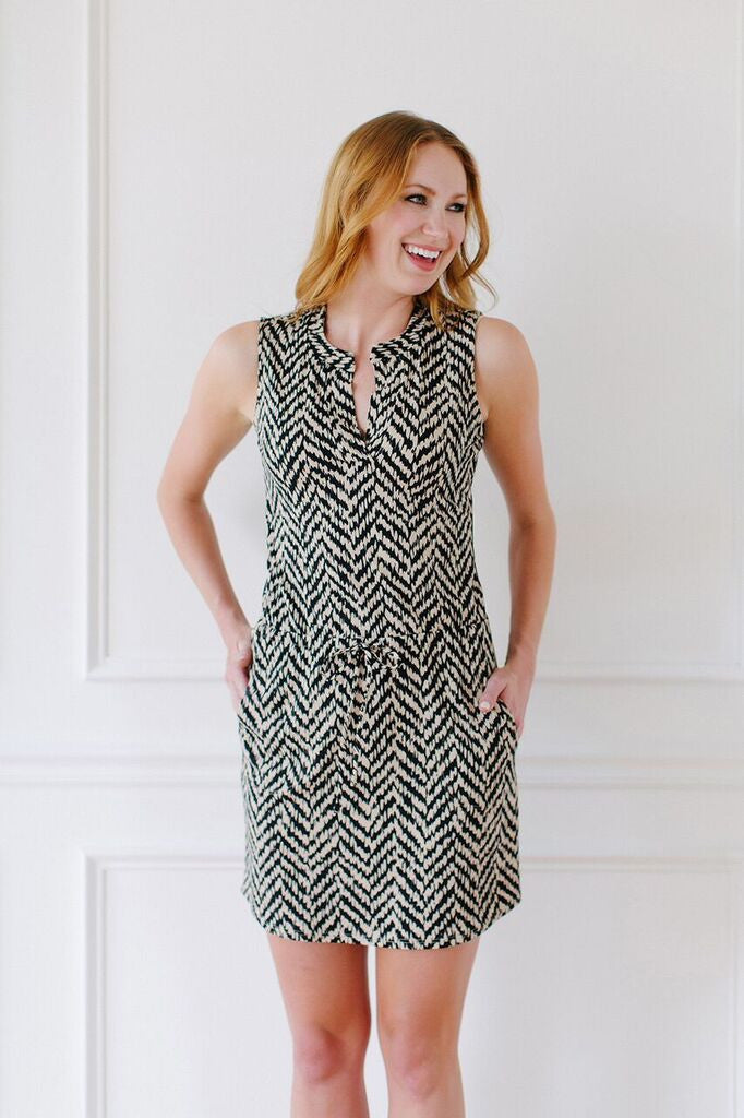 KOKOON Sleeveless Brookland Dress
