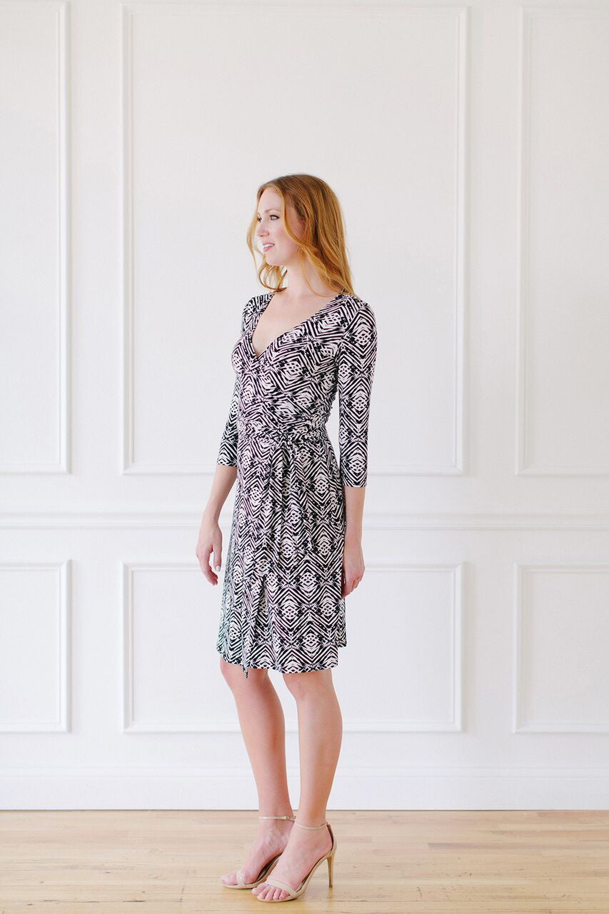 KOKOON Farrah Wrap Dress 3
