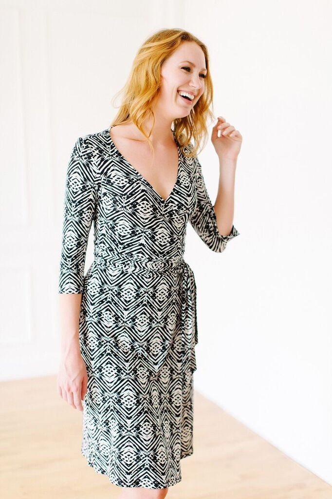 KOKOON Farrah Wrap Dress 4