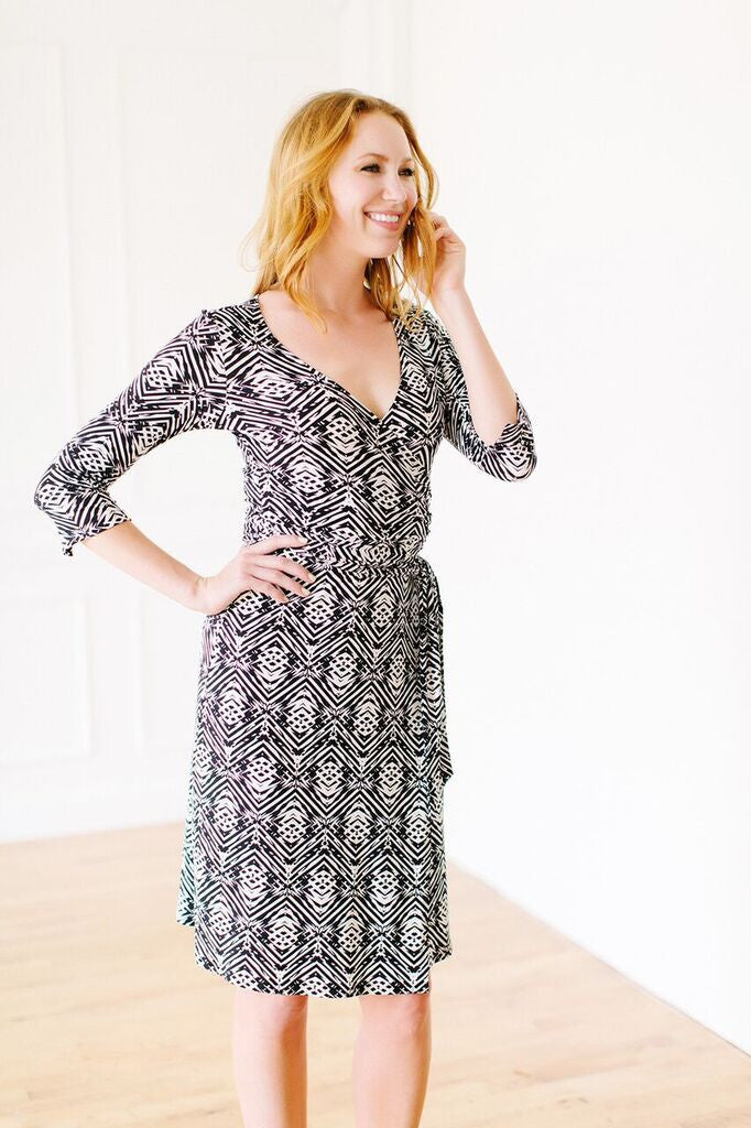 KOKOON Farrah Wrap Dress 2