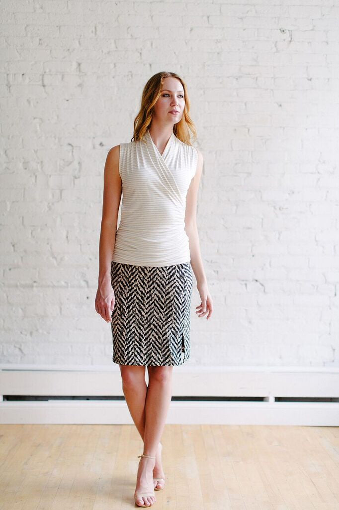 KOKOON Board Room Pencil Skirt