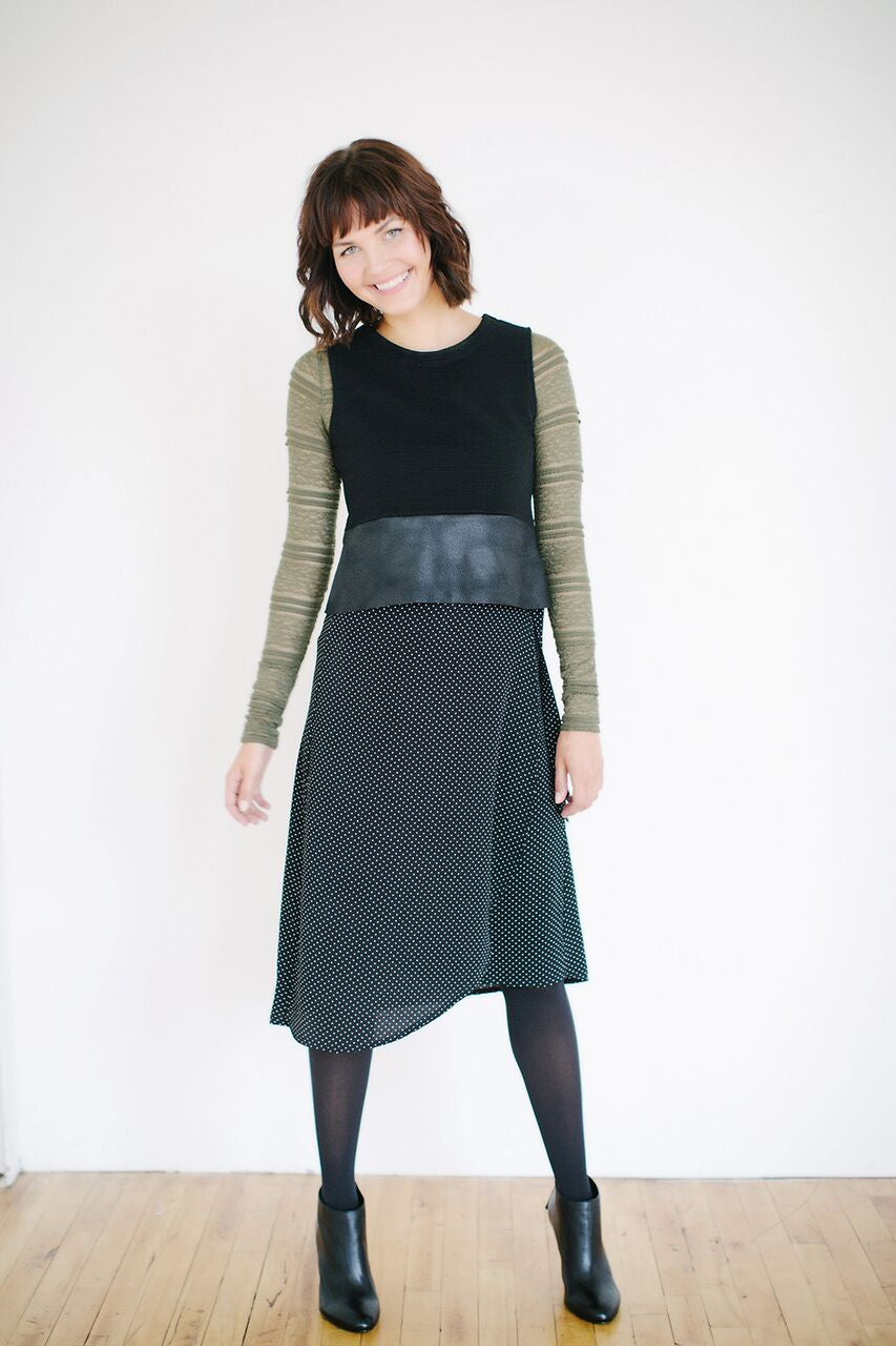 KOKOON Midi Wrap Skirt 1