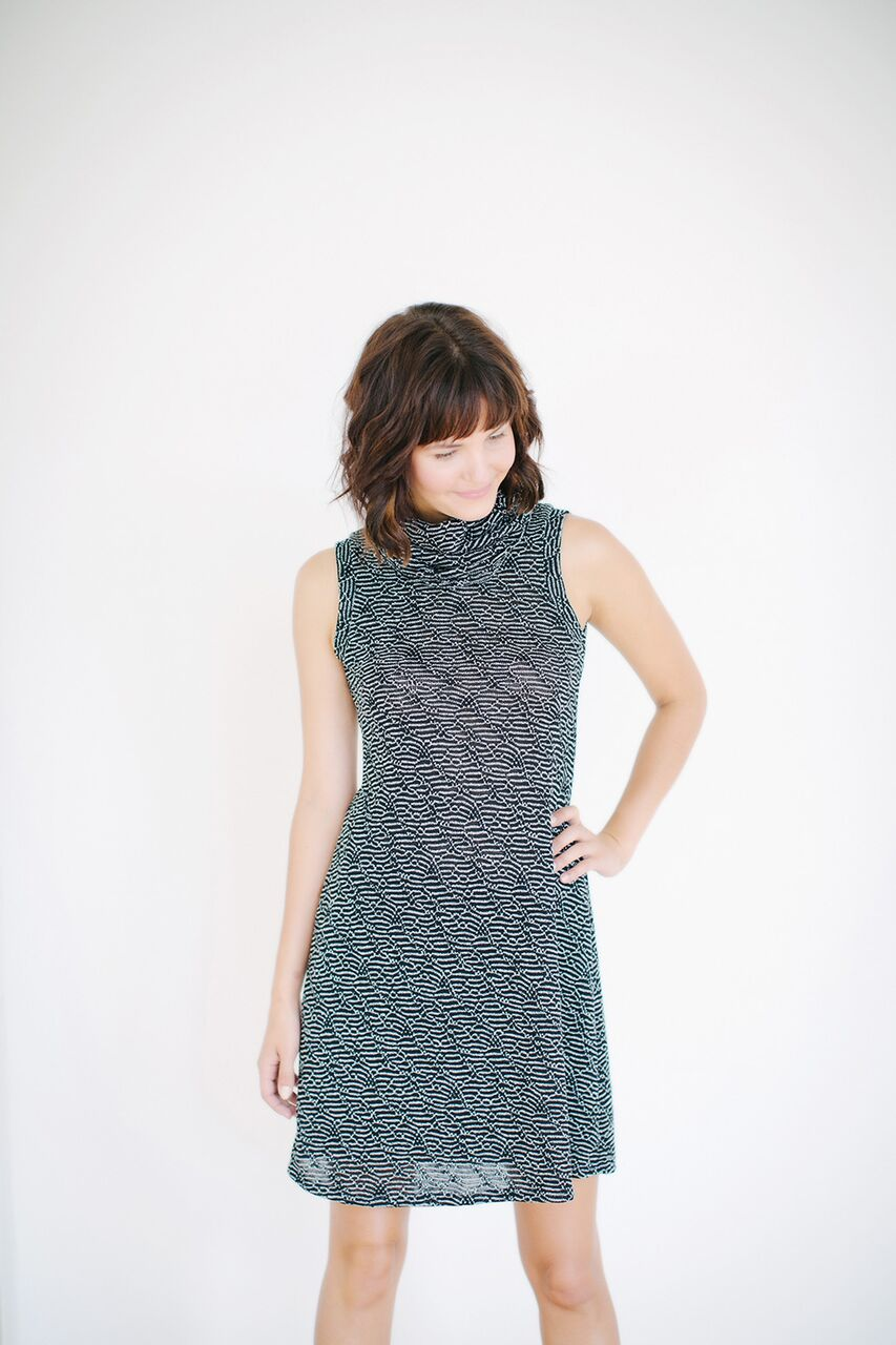 KOKOON JoJo Cowl Neck Dress 2