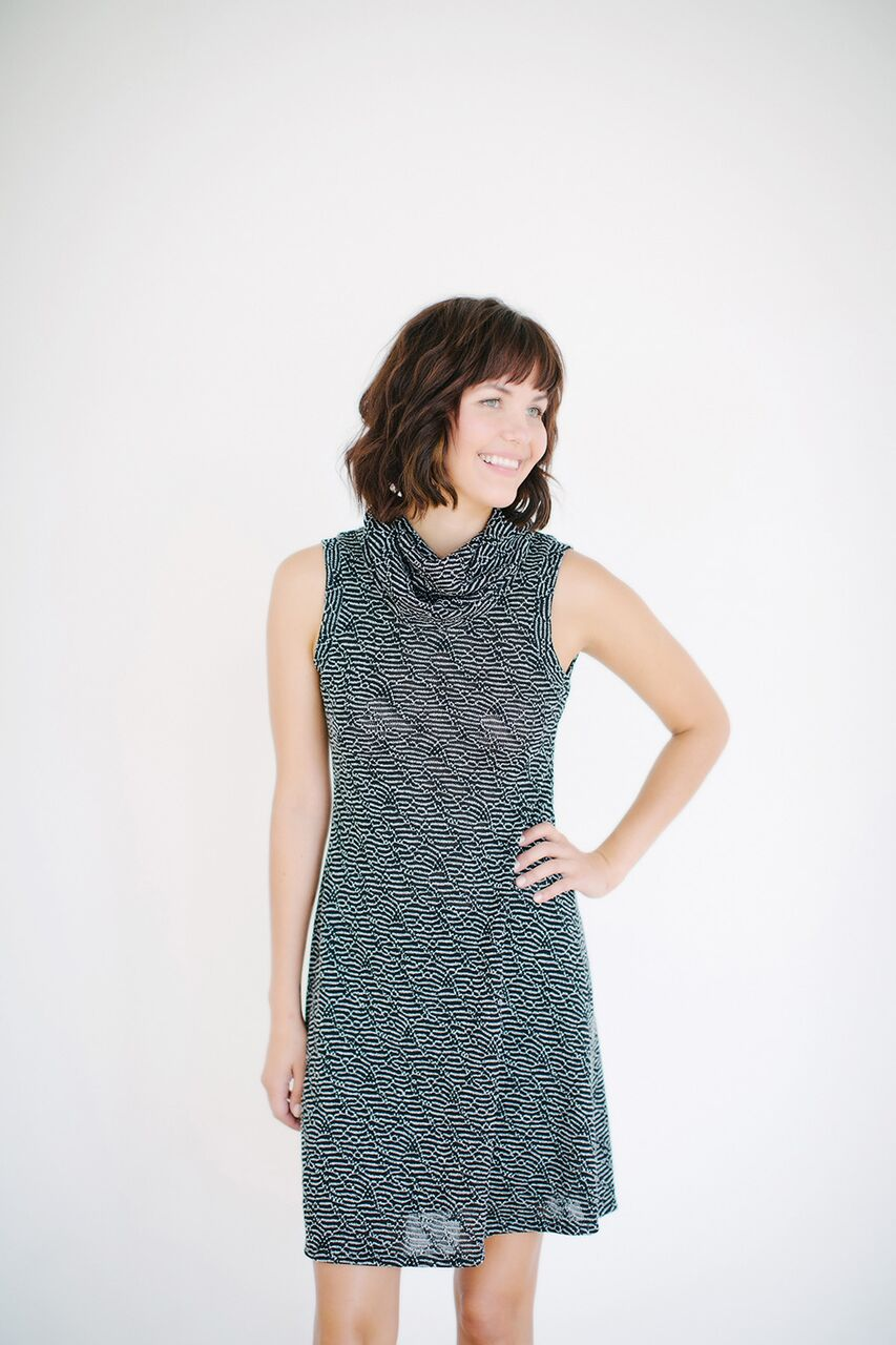 KOKOON JoJo Cowl Neck Dress 4