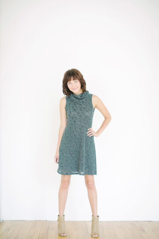 KOKOON JoJo Cowl Neck Dress 1