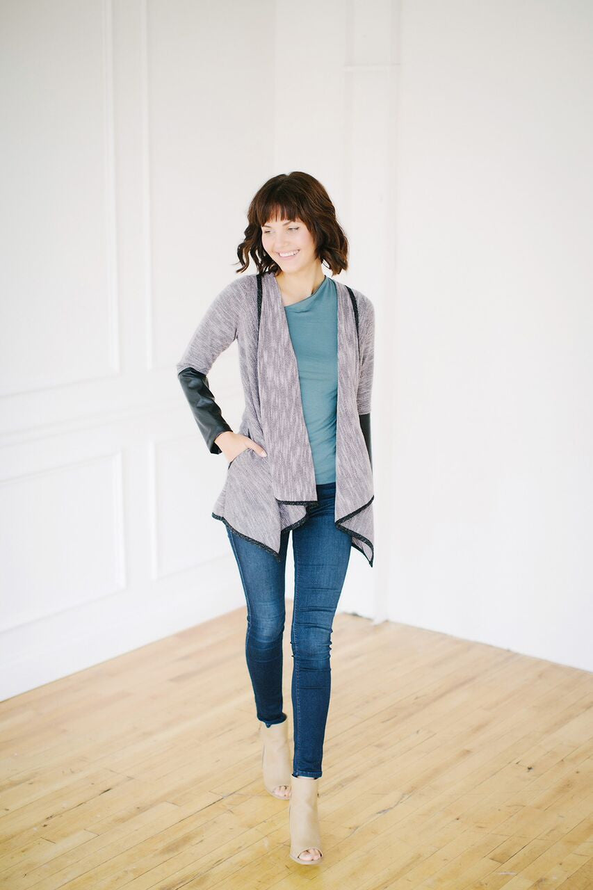 KOKOON Splice of Life Cardigan 3