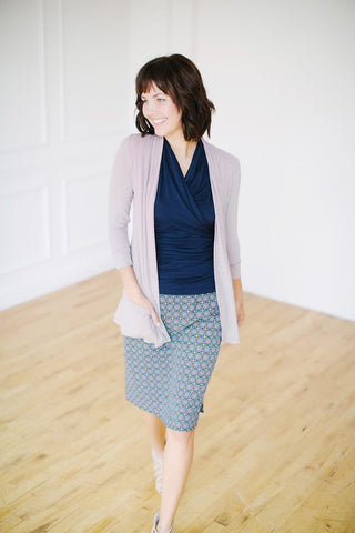 KOKOON Heathrow Cardigan Front