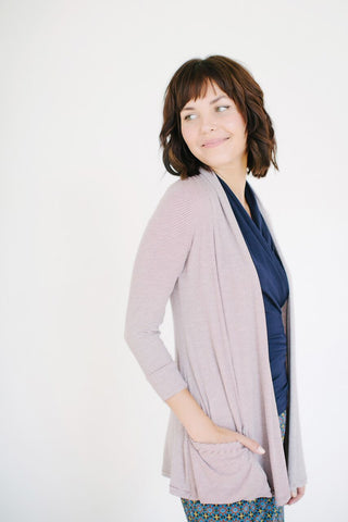 KOKOON Heathrow Cardigan Side
