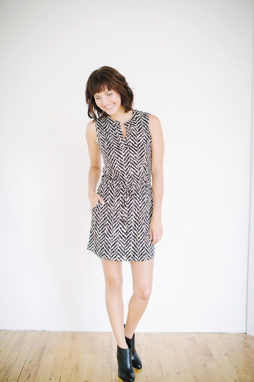 KOKOON Sleeveless Brookland Dress 1