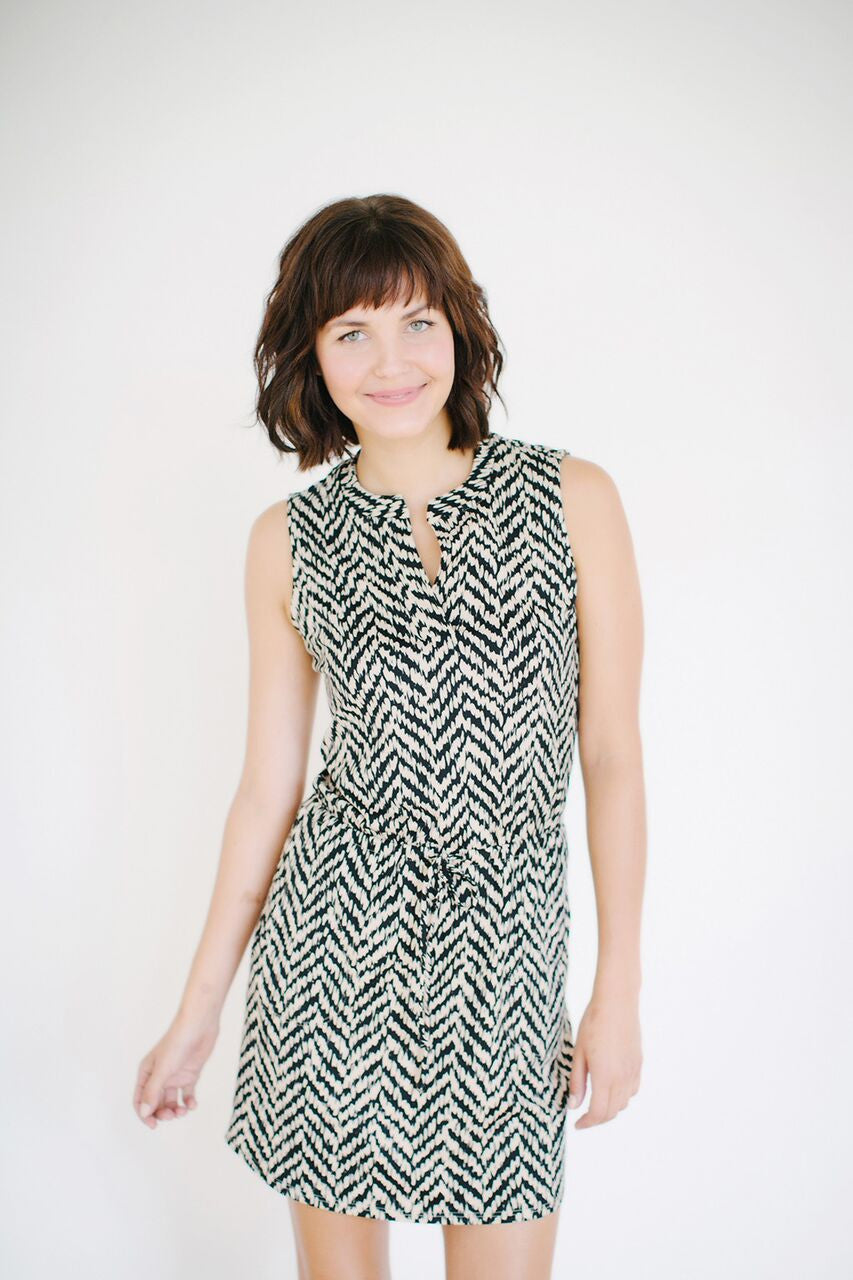 KOKOON Sleeveless Brookland Dress Front