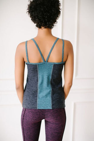 KOKOON Inspired Sweat Angel Tank Top Back