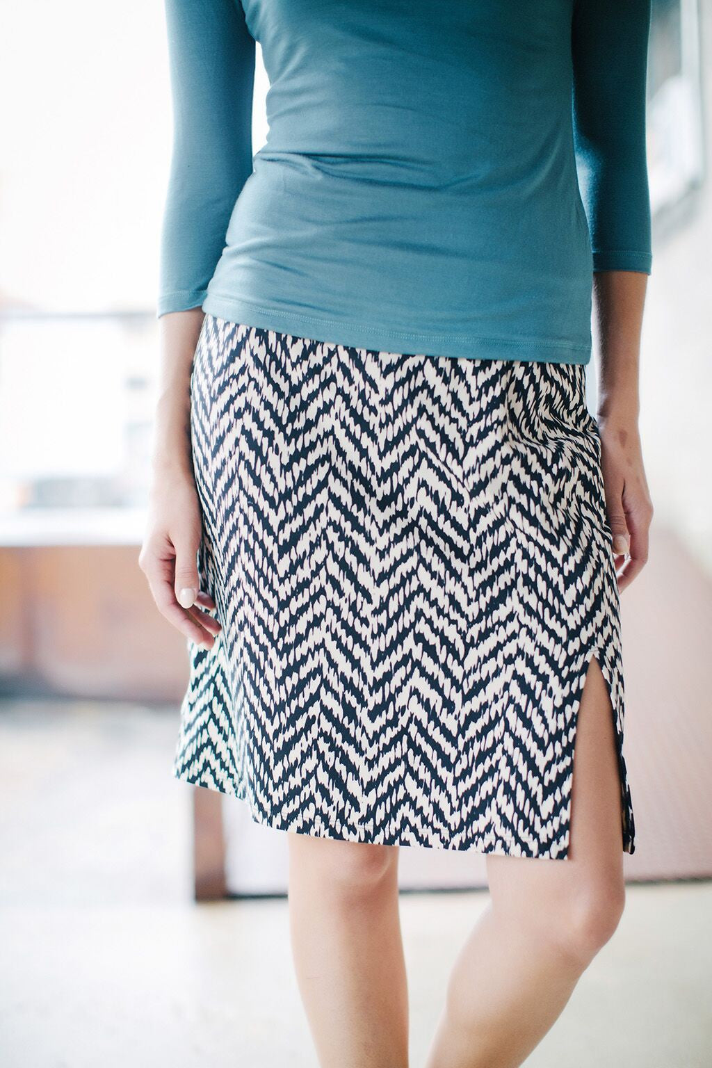 KOKOON Board Room Pencil Skirt 2