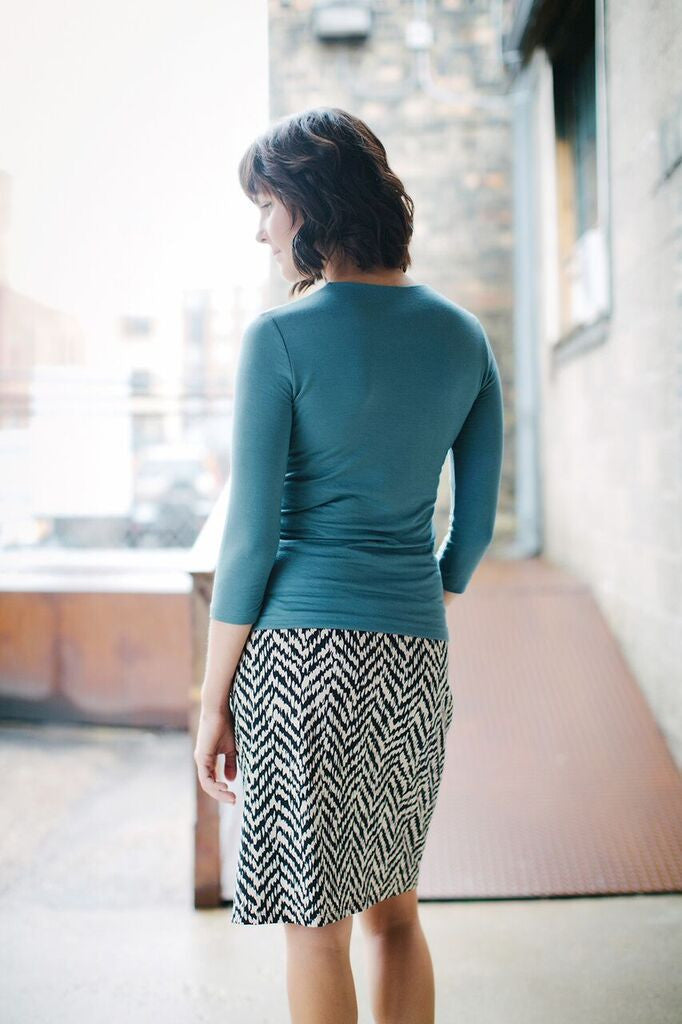 KOKOON Board Room Pencil Skirt 3