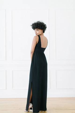 KOKOON Mademoiselle Maxi Dress Back