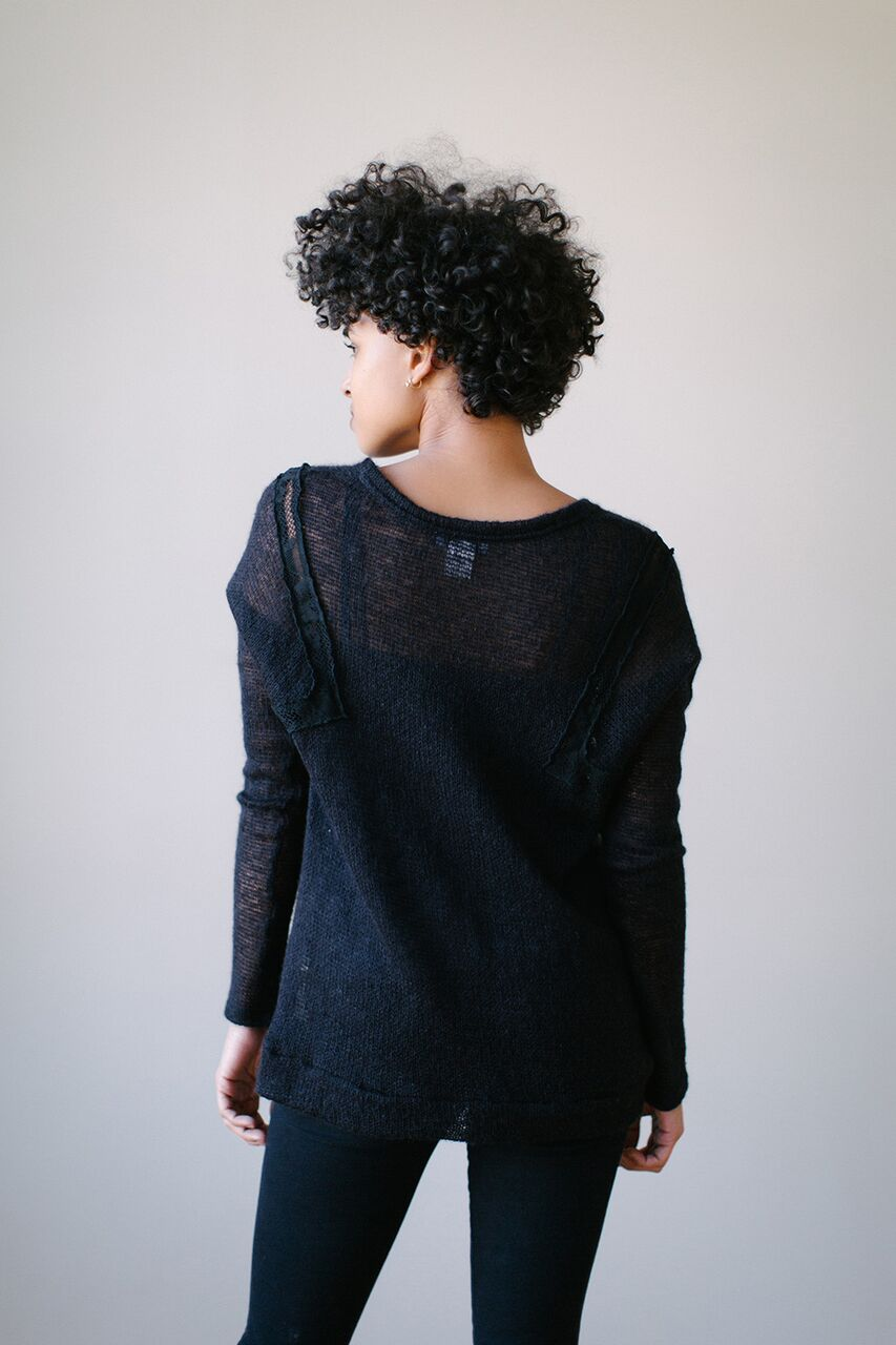 KOKOON Downton Pullover Back