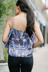 KOKOON Convertible Cami in Chameleon Back