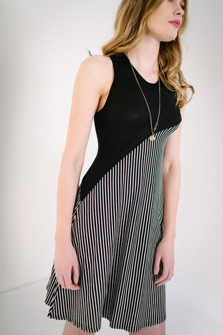 Trapeze Racerback Dress