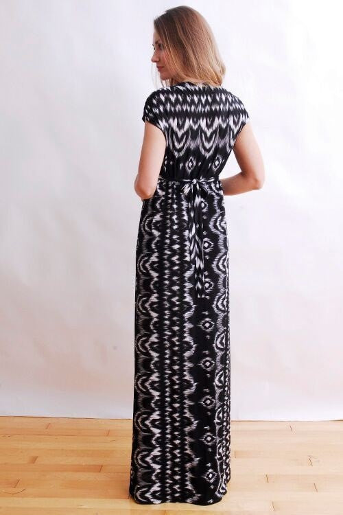 KOKOONBella Maxi Dress Back