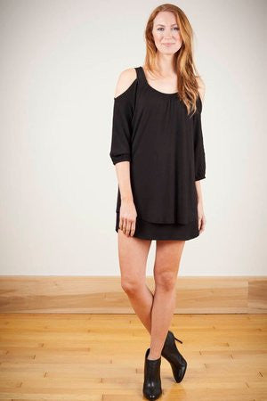 KOKOON Brush Off Mini/Tunic Black