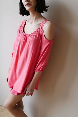 KOKOON Brush Off Mini/Tunic Coral