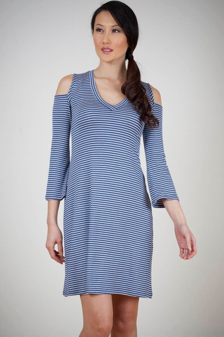 KOKOON CoSho V-Neck Dress
