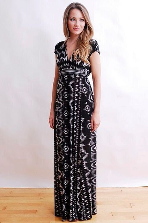KOKOON Bella Maxi Dress Front