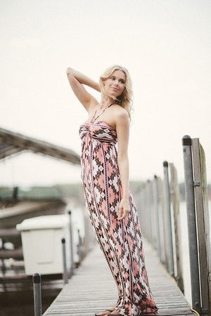 KOKOON  Ipanema Bandeau Maxi Dress