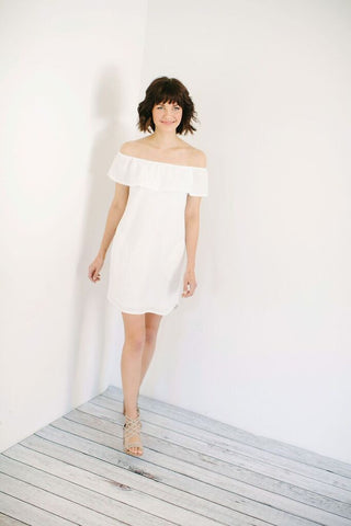 KOKOON Mitzi Off Shoulder Dress
