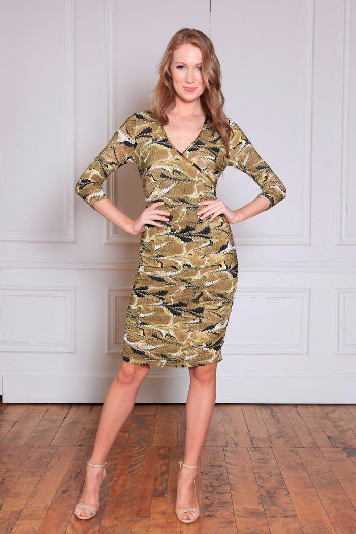 KOKOON  Shimmie Wrap Dress