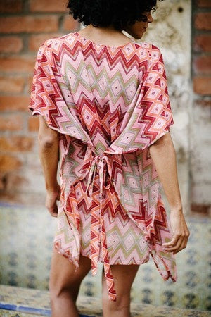 KOKOON  Souk It To Me Caftan Tunic