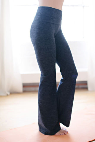 "KOKOON Inspired Sweat Active Wear 30"" / Graphite Strata / XS Peggy Fleggings"