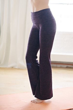 "KOKOON Inspired Sweat Active Wear 30"" / Plum Strata / XS Peggy Fleggings"