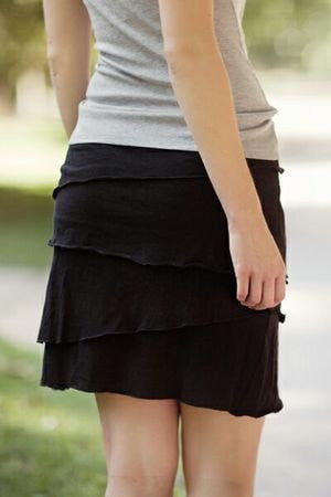 KOKOON Jacob's Ladder Skirt