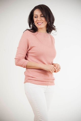 Left of Center Pullover