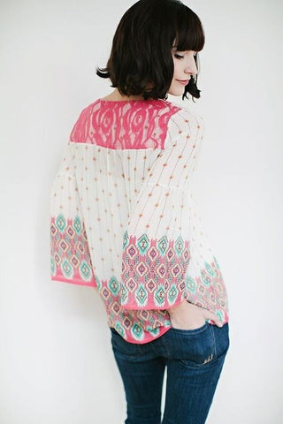 KOKOON Bridget Blouse Back