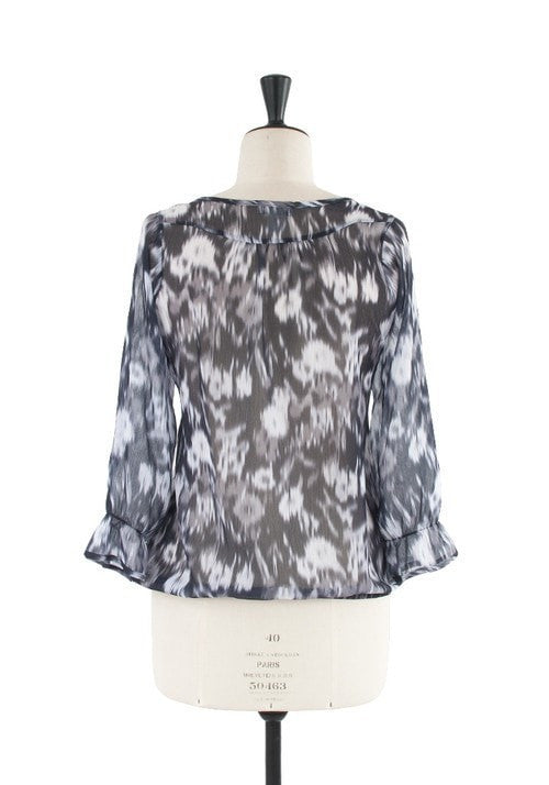 KOKOON Captiva Blouse Back